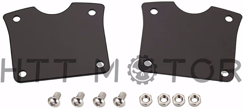 "21/"" 23/"" Wheel Fender Riser Bracket For Harley FLHTK Electra Glide Ultra Limited"