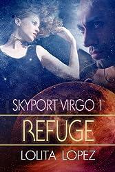 Refuge (Skyport Virgo Book 1) (English Edition)