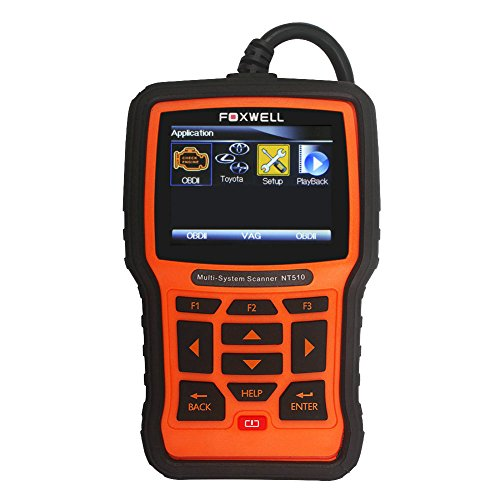 FOXWELL NT510Toyota Multi System Immobilizer Multi Language