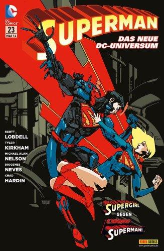Superman #23 (2014, Panini)