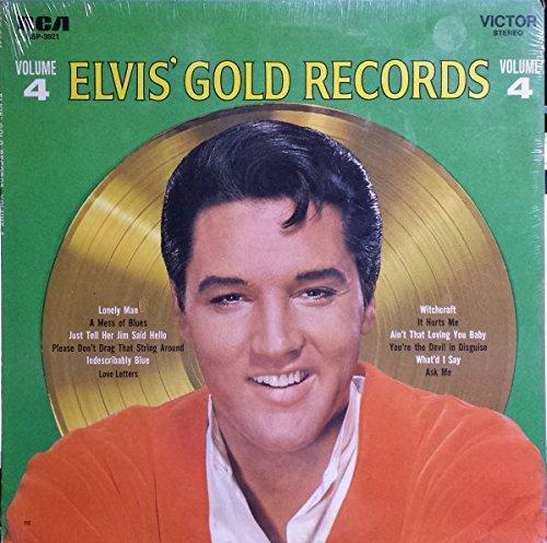 Elvis Presley - Elvis Gold Records Volume 4 - (506020 - 975105) - 2CD - FLAC - 2016 - WRE Download