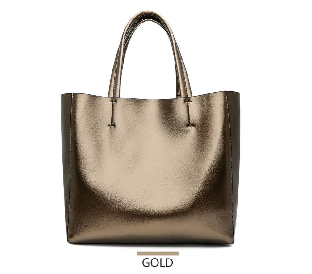 Casual Tote Women Pu Leather Handbags Ladies Shoulder Bags Set