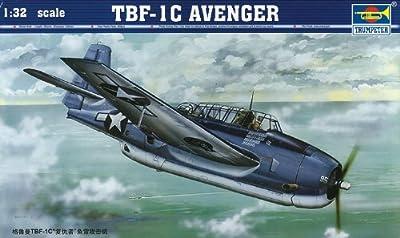 Trumpeter 1/32 TBF1C Avenger Aircraft