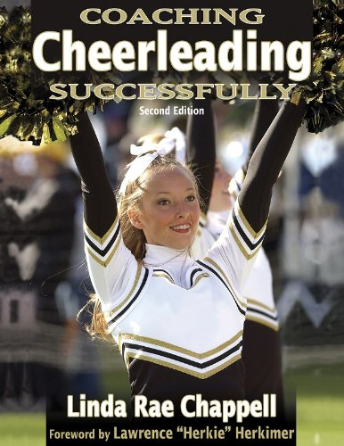 Coaching Cheerleading Successfully - 2nd Edition (Coaching Successfully Series) pdf