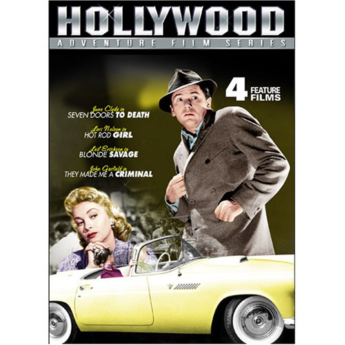 Adventure Classics (They Made Me A Criminal / Hot Rod Girl / Blonde Savage / Seven Doors To Death)