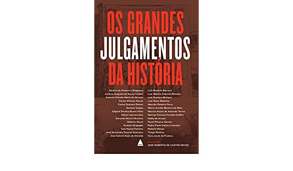 Amazon.com: Os grandes julgamentos da história (Portuguese Edition) eBook: José robertp: Kindle Store