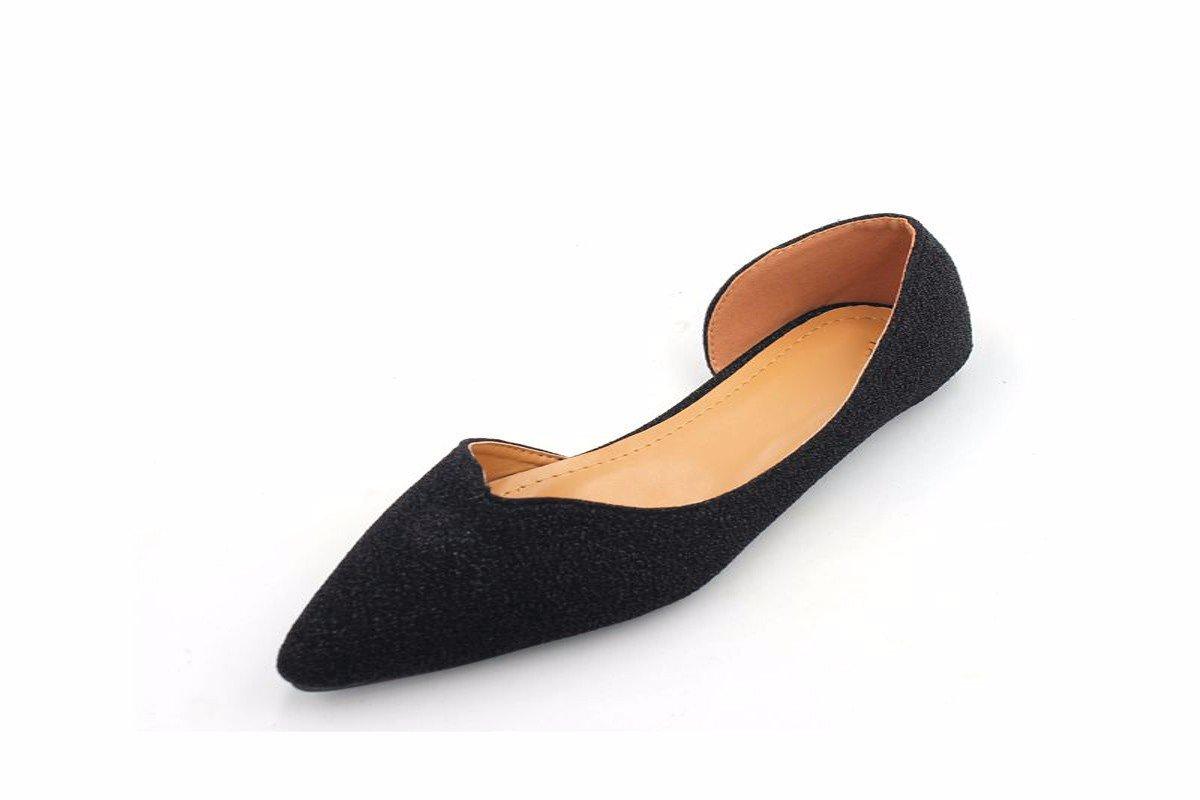 KPHY Damenschuhe/Einfache Seite Leer Flache Schuhe Komfortable Anti-Rutsch-Weichen Boden Für Schwangere Frauen Schuhe Schuhe Sommer