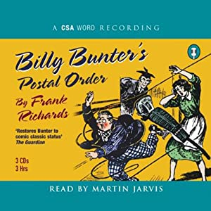 Billy Bunter's Postal Order Audiobook