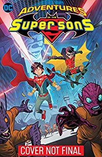 Book Cover: Adventures of the Super Sons Vol. 2