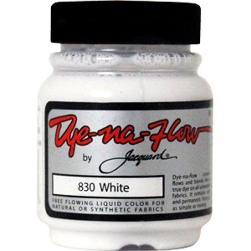 Jacquard Dye-Na-Flow Liquid Color 2-1/4 Ounces-White
