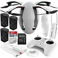 PowerVision PowerEgg Drone with 360 Panoramic 4K HD Camera and 3-axis Gimbal with Maestro Ultimate Bundle