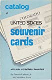 img - for Catalog of United States Souvenir Cards book / textbook / text book