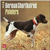German Shorthaired Pointers 2014 Calendar