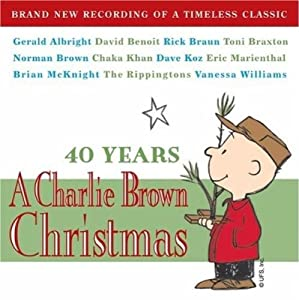 40 Years: a Charlie Brown Christmas - 40 Years: A Charlie Brown ...