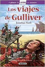 Los viajes de Gulliver El placer de LEER con Susaeta