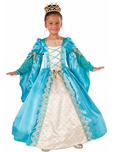 California Costumes Renaissance Queen Child Costume, Large -