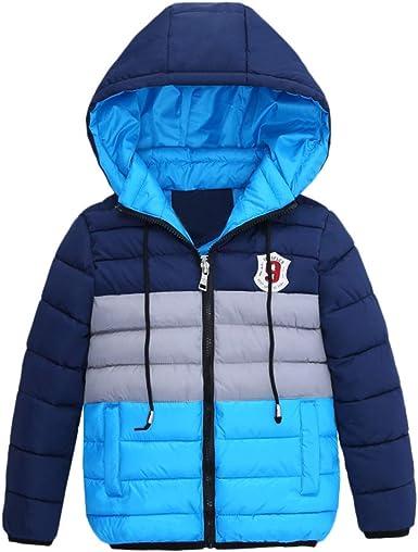 : Tronet Kids Boys Winter Thick Warm Coats, Baby