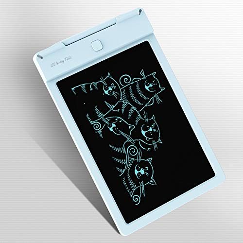 9 인치 태블릿 빛 에너지 분과 칠판 전자 작문 보드 어린이 교육 완구 / 9 inch LCD Tablet Optical Energy Blackboard Electronic Lighting Board Children`s Educational Toys