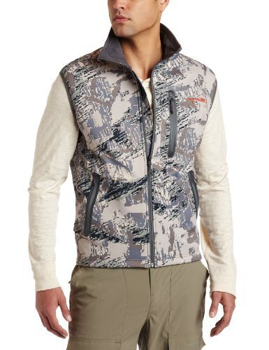 Sitka Gear Men & 039;s Jetstream Windstopper Vest, Optifade Open Country, Large by Sitka Gear