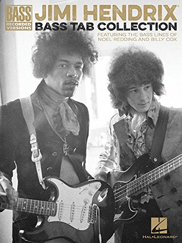 Jimi Hendrix Bass Tab Collection (Bass Recorded Versions) ()