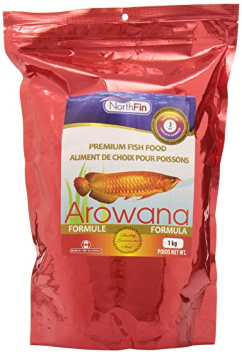 Northfin Food Arowana Formula Floating Sticks 3Mm 1 Kilogram Package