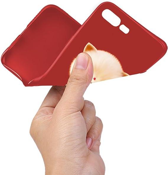 iPhone 7 Plus Funda iPhone 8 Plus Funda Plusme Cute Kawaii
