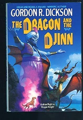 book cover of The Dragon and the Djinn