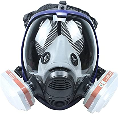Mask 6800 Full Face With Respirator For Similar Filters Masks