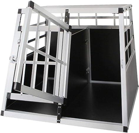 FROADP - Caja de Transporte para Perros (Aluminio): Amazon.es: Productos para mascotas