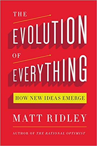 Image result for matt ridley evolution of everything