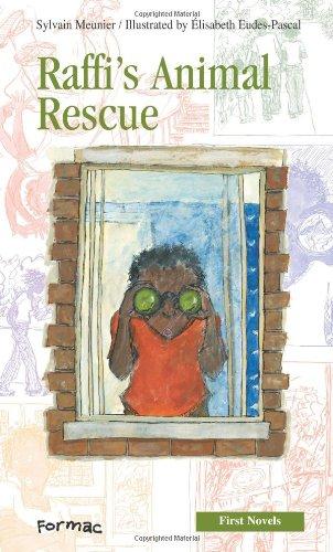 Raffi's Animal Rescue (Formac First Novels) pdf