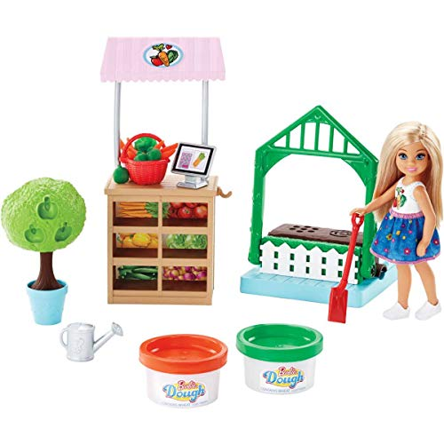 Barbie Chelsea Doll & Veggie Garden Playset