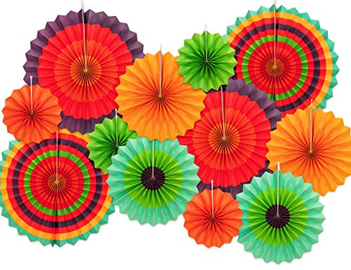 an Mexican Fiesta/Cinco De Mayo /Carnival/ Kids Party Hanging Decoration Supplies Favors ()