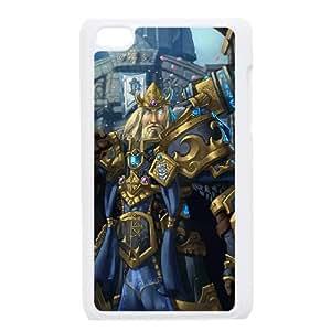 iPod Touch 4 Case White Uther the Lightbringer 06 CBVNDEA14072