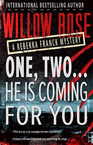Series Spotlight: Rebecca Franck Thrillers