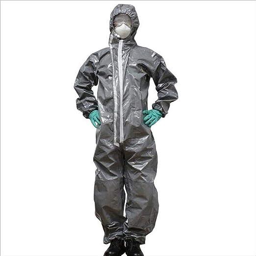 WD FHF El Traje de protección, Ropa de protección química ...