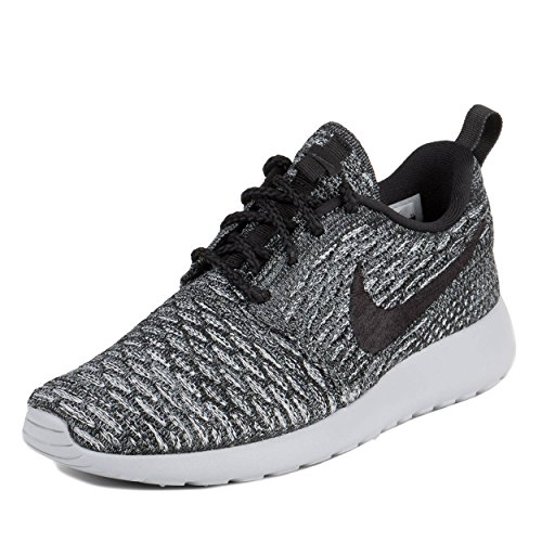 online store c8fa5 038a4 Womens Nike Roshe Flyknit Running Shoes Cool Grey White Black 704927-508 Size  7 (B010X5QEWO)   Amazon price tracker   tracking, Amazon price history  charts, ...