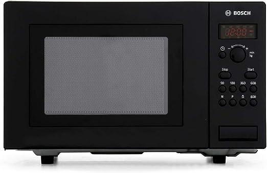 Bosch HMT75M461B, Negro, 462 x 320 x 280 mm, LED - Microondas ...
