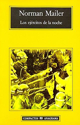 Los Ejércitos De La Noche (Compactos Anagrama)
