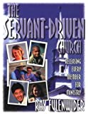 img - for The Servant-Driven Church: Releasing Every Member for Ministry by Ray Fulenwider (1997-09-03) book / textbook / text book