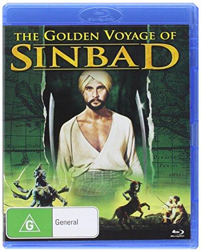 Golden Voyage of Sinbad [Blu-ray]