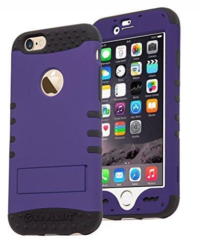 iPhone 6 Phone Case, Bastex Heavy Duty Hybrid - Tel Iphone 6