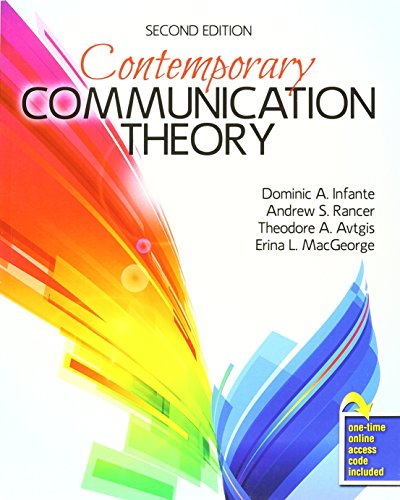 Contemporary Communication Theory
