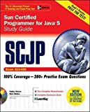 img - for SCJP Sun Certified Programmer for Java 5 Study Guide (Exam 310-055) (Certification Press) book / textbook / text book