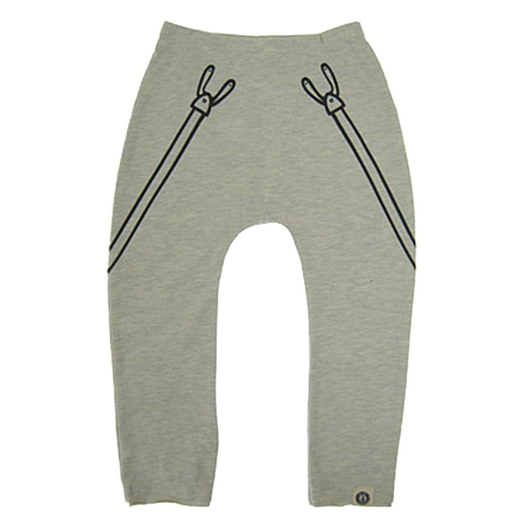 Mini Shatsu Baby Boys Marker Suspender Pants