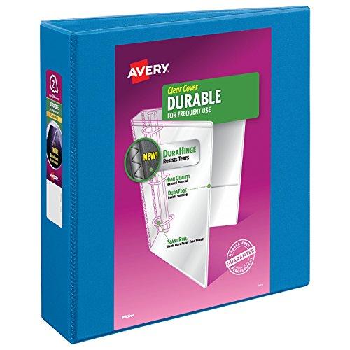 Avery 500 Sheet Capacity DuraHinge 17837