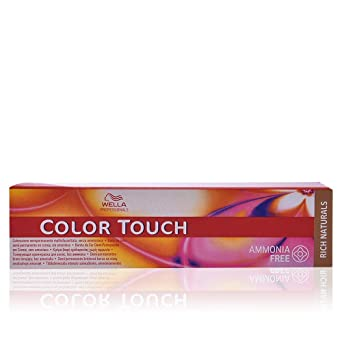 WELLA Color Touch Rich Natural Ammonia Free 7/1 Tinte - 60 ml (4015600044367)