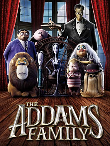 Halloween Movies For Families To Watch (The Addams Family (2019))