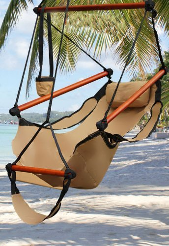 BestChoiceProducts Hammock Hanging Swing Chair