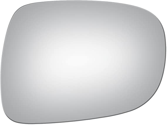 Burco 5245 Convex Passenger Side Power Replacement Mirror Glass (Mount Not Included) for (2006-2008) Lexus IS250. (2006-2008) Lexus IS350. (2007-2009) Lexus ES350